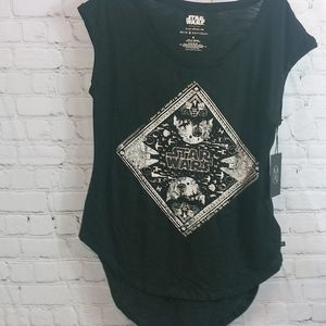 NWT Rock& Republic Star Wars T shirt size Medium
